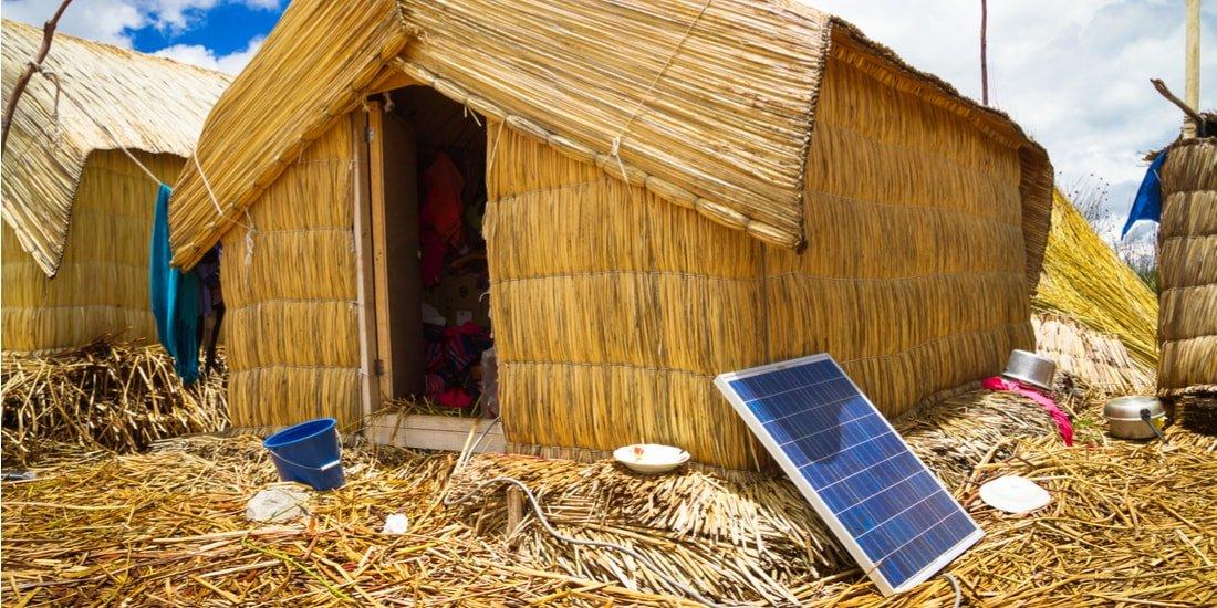 Energie solaire en Afrique – une fortune garantie.