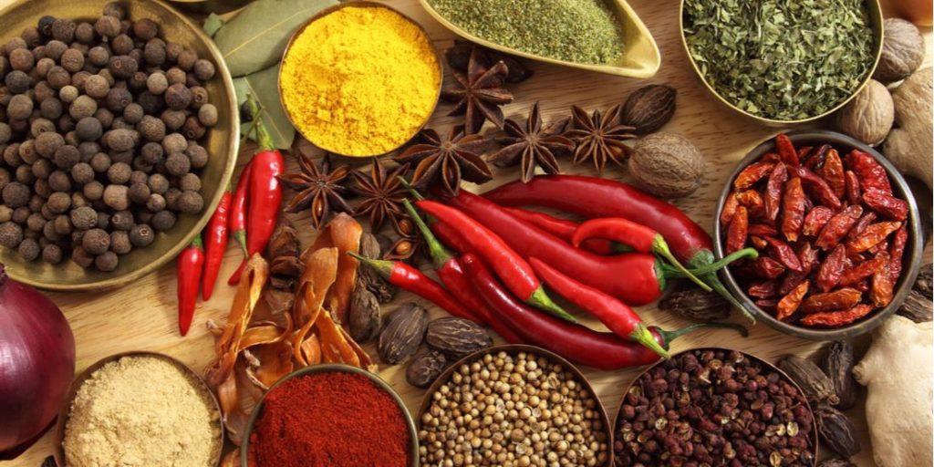 Commerce des épices en Afrique